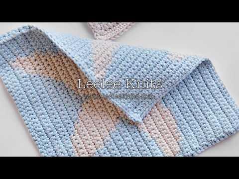 Reversible Tapestry Crochet
