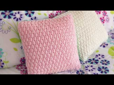 Posted Brick Stitch Crochet Stitch Tutorial