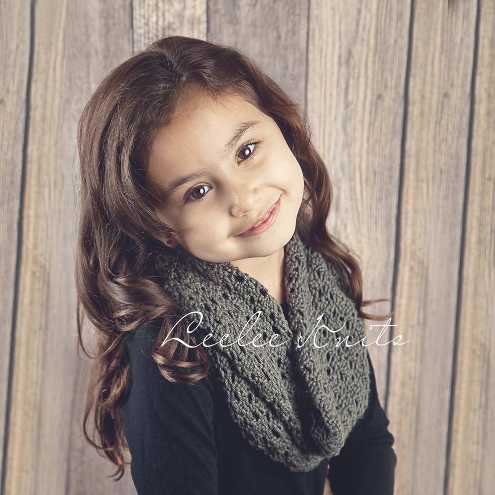 kids scarf knit pattern Archives - Leelee Knits