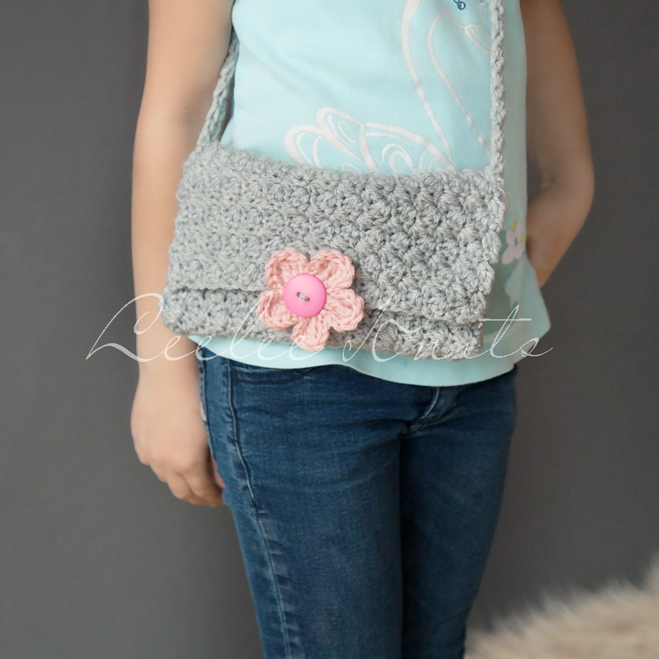 free crochet purse pattern | craftgawker
