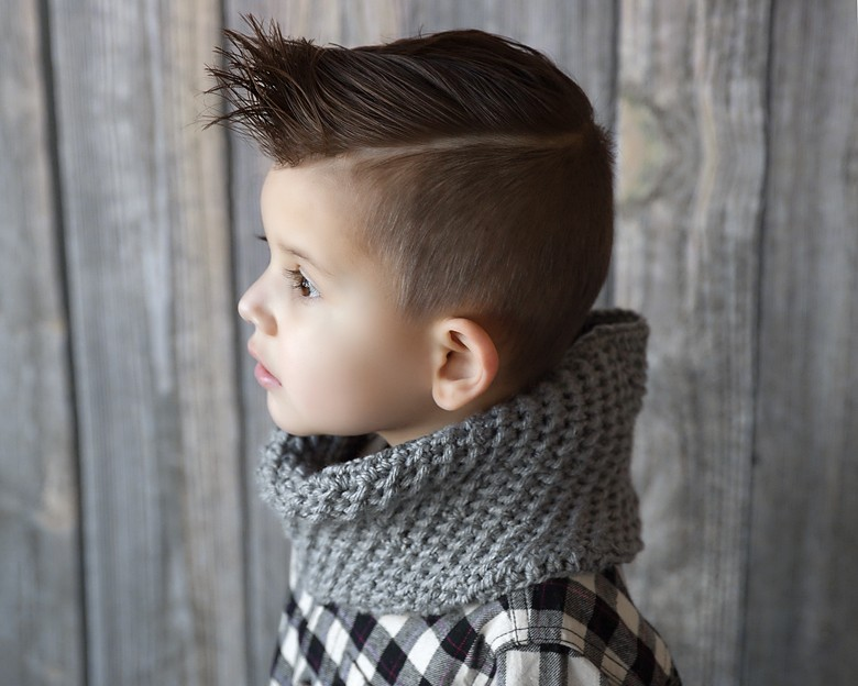 Free Knitting Patterns For Men s Cowls : Manly Cowl Crochet Pattern - Leelee KnitsLeelee Knits