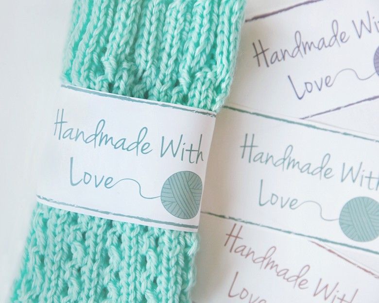 Leelee Knits » Blog Archive Free Printable Knit and Crochet Labels ...