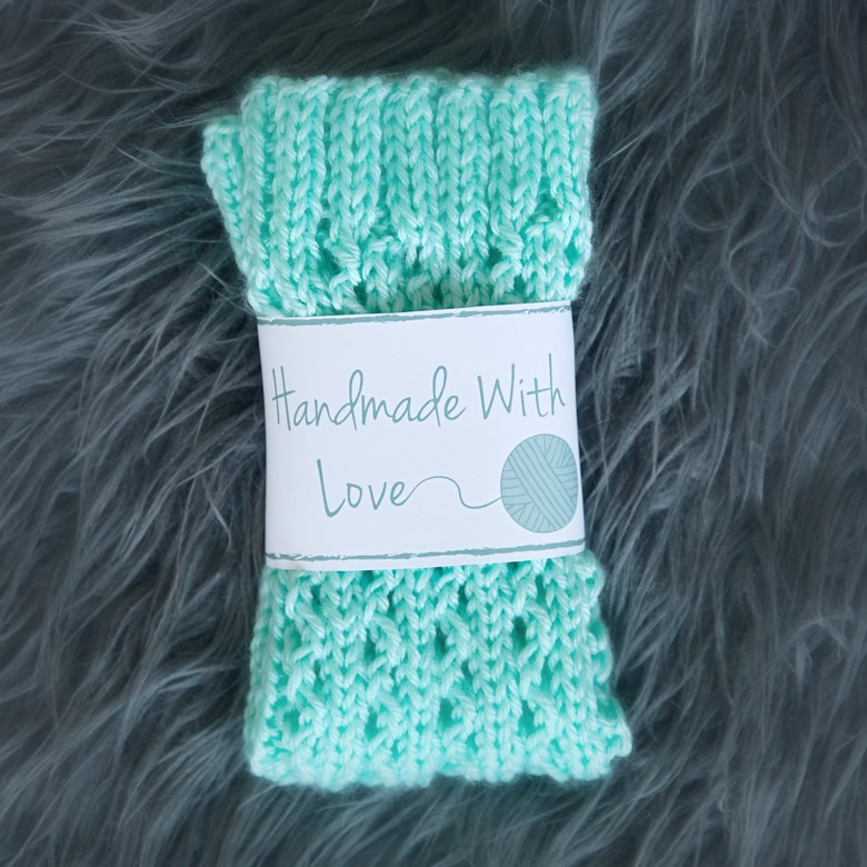 Free Printable Knit and Crochet Labels