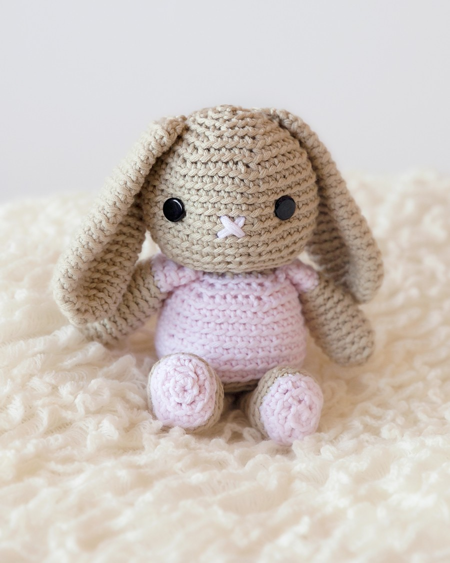 Leelee Knits Blog Archive Free Crochet Bunny Pattern ...