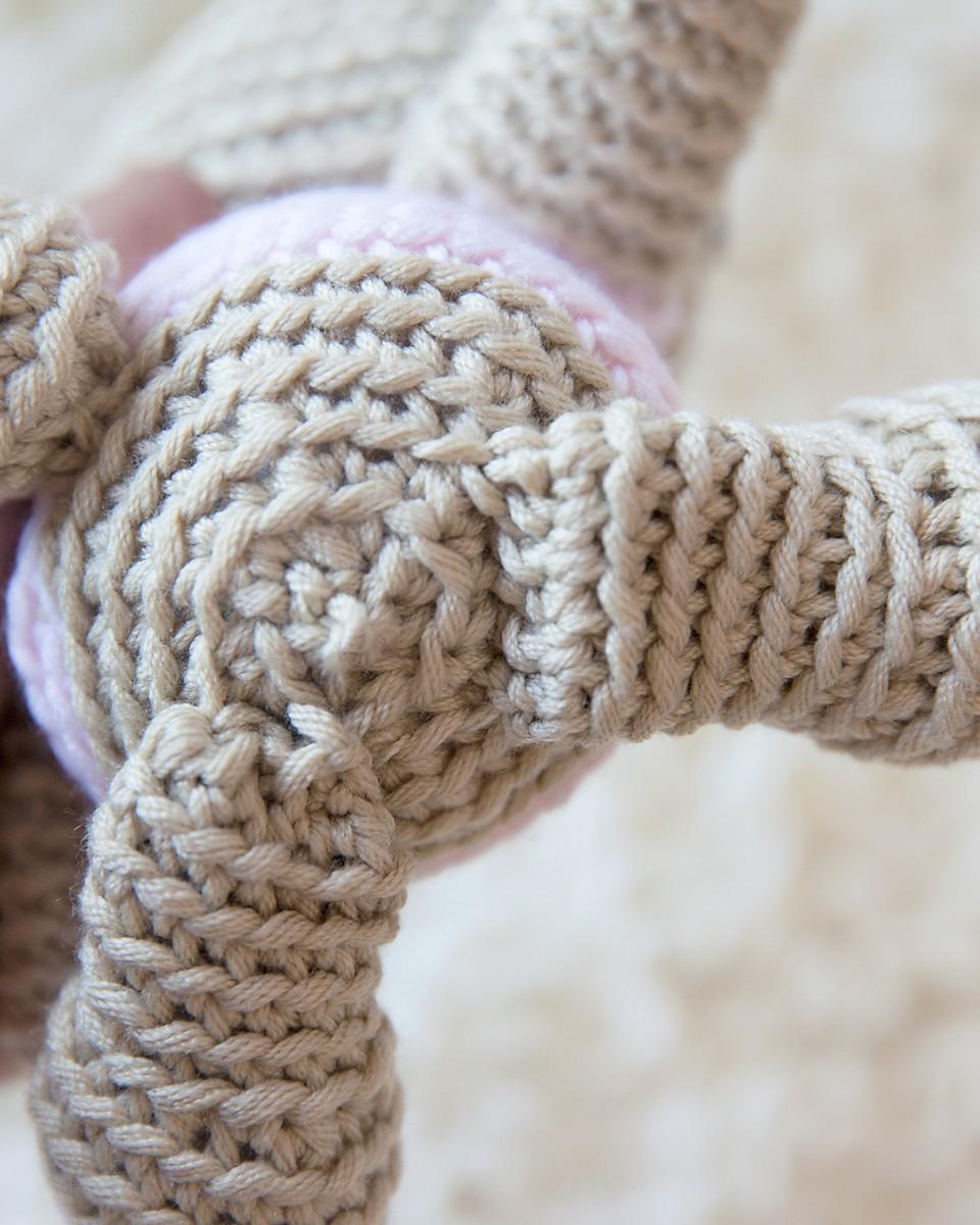 Free Crochet Bunny Pattern 7