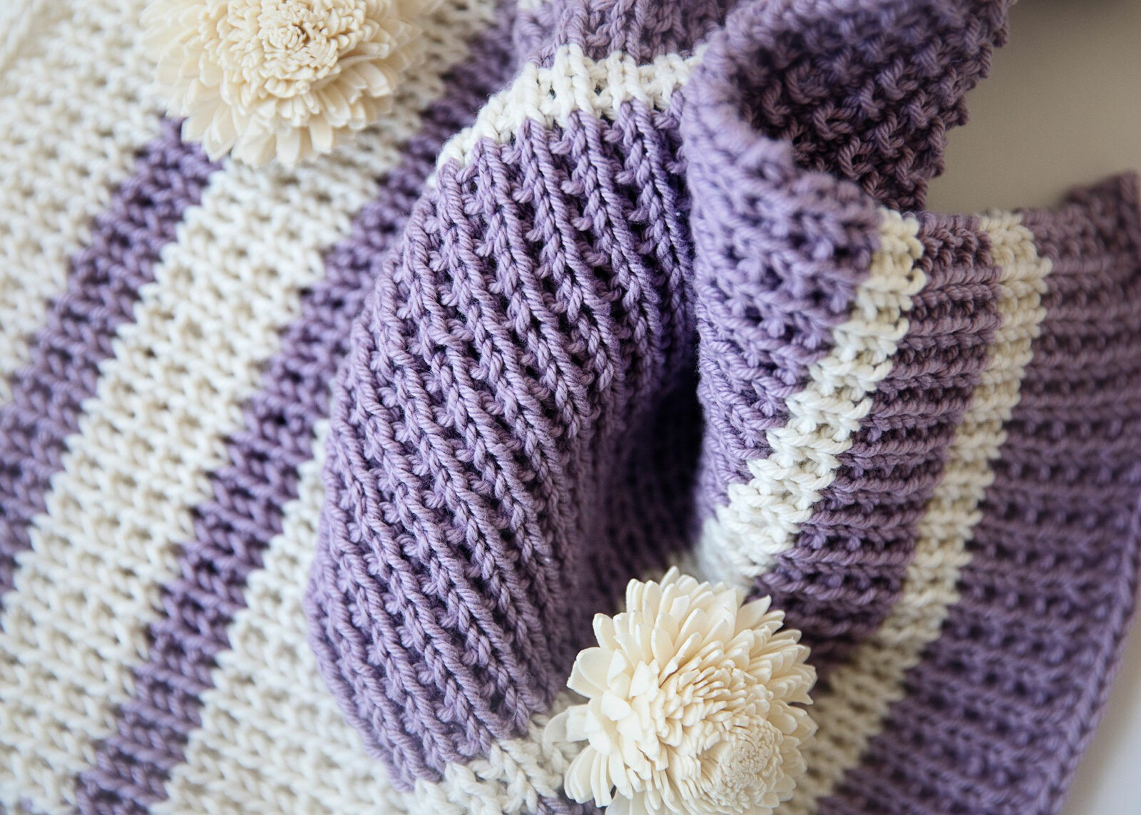 Knit Dishcloth Pattern