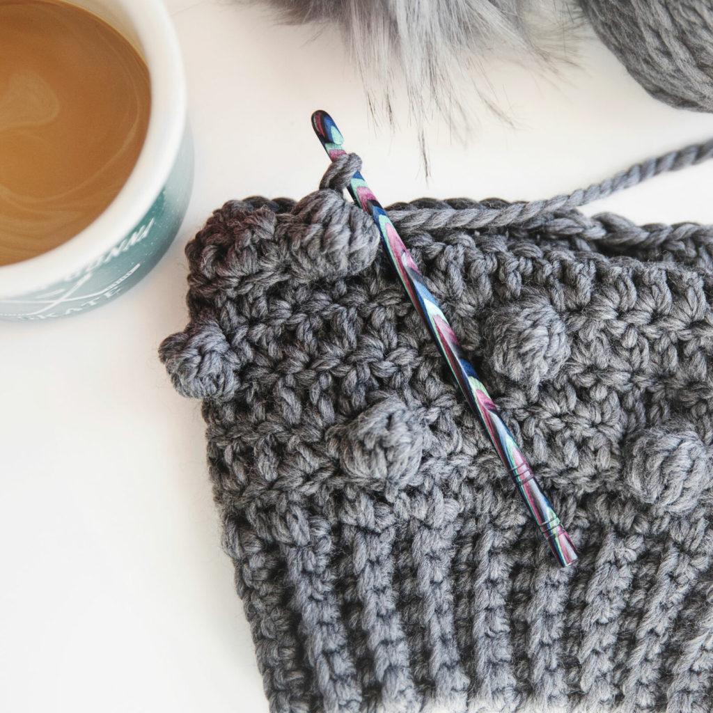 Chunky Beanie Crochet Pattern