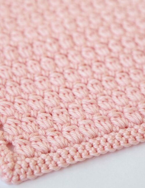 Cluster Crochet Stitch