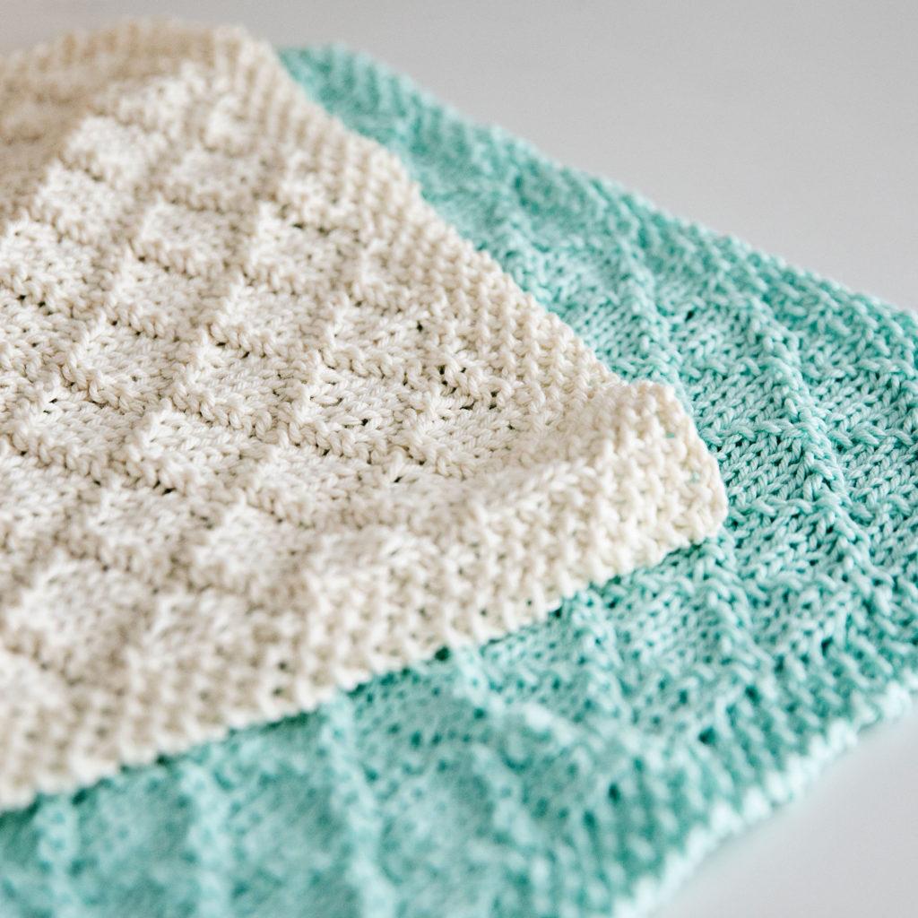 Knit Dish Towel Pattern