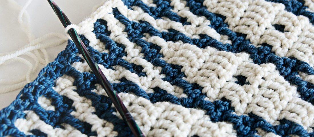 Mosaic Crochet Made Easy