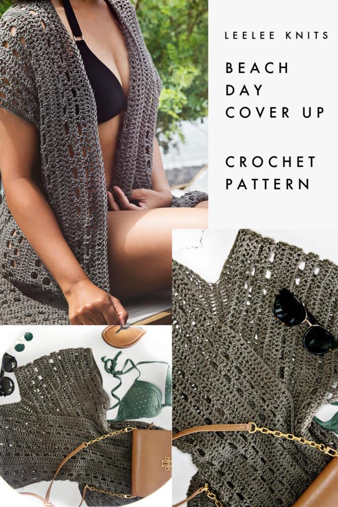 Swimsuit Cover Up Crochet Pattern